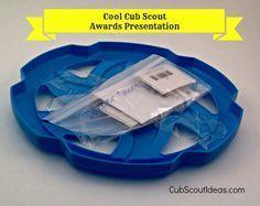Cub Scout Awards Presentation