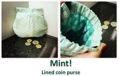Mint! Coin Purses, Coins, Collection, Coin Wallet, Coining, Rooms, Coin Purse