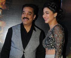 Shruti set to play Kamal's reel daughter in Rajeev Kumar's next