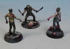 Zombicide model by James Wappel