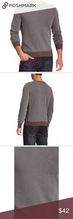 "🆕W.R.K. CHARCOAL GREY CREWNECK SWEATER W.R.K. CHARCOAL GREY CREWNECK SWEATER ~ 100% Cotton ~ Length 25""/Chest 42"" around #1098 🚫Trades or Holds ✅Use offer option W.R.K Shirts Sweatshirts & Hoodies"