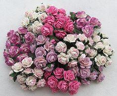 100 pcs mini Rose mixed Pink color Mulberry Paper Flower 10 mm scrapbooking wedding doll house supplies card, http://www.amazon.com/dp/B00QFGAIZK/ref=cm_sw_r_pi_s_awdm_GO-Fxb0V9GB0P