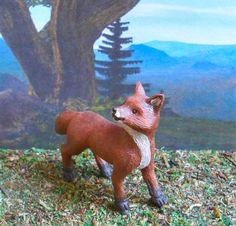 Mini Fox – Enchanted Gardens