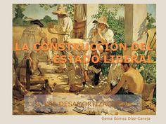 I'm reading Las Desamortizaciones on Scribd