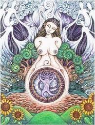 VOCES ANCESTRALES: Recuperar el misterio femenino de la creación