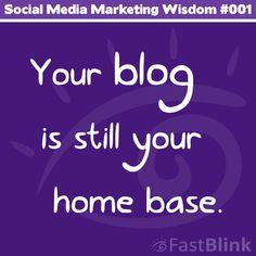 Social Media Marketing Wisdom #001