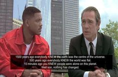 Will Smith Giving Clues About The Lies We All Inherited Since Birth