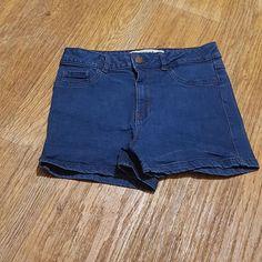 New Mountain Warehouse Womens Pink Folded Holiday Summer Shorts Size 10 16