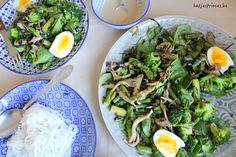 superfoodsalade met tahinsalade