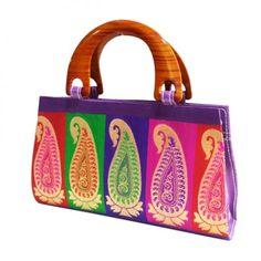 Traditional Ladies Hand Bag NM 228(Fashionista)