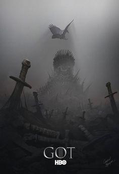 of Thrones Concept Art von Gabriel Yeganyan Game of Thrones Concept Art by Gabriel Yeganyan Game of Thrones Concept Art von Gabriel Yeganyan. Game of Thrones Concept Art by Gabriel Yeganyan Game of Thrones Concept Art von Gabriel Yeganyan. Art Game Of Thrones, Game Of Thrones Saison, Watch Game Of Thrones, Game Of Thrones Promo, Game Of Thrones Cover, Game Of Thrones Westeros, Game Of Thrones Winter, Game Of Thrones Series, Winter Is Here