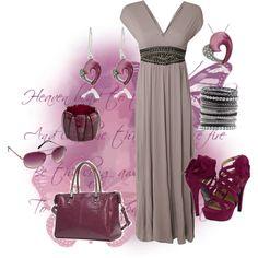 clothes, created by #lizanderyca on #polyvore. #fashion #style Heaven Sent Mojo Moxy