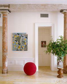Meg Ryan's New Living Room