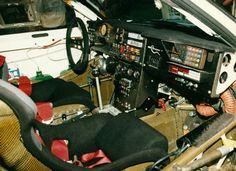 Cockpit SEAT Toledo Maratón. 1994