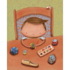 Monica Gutierrez - professional children's illustrator, view portfolio