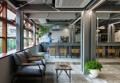 Stock share office by Salt Design in Tokyo | Yellowtrace
