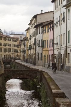 Lucca, Via Del Fosso Italia © All Rights Reserved