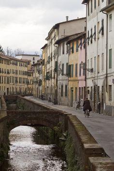 Lucca, Via Del Fosso Italia © All Rights Reserved