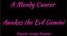 Cause/ Effect #Cancer #Gemini