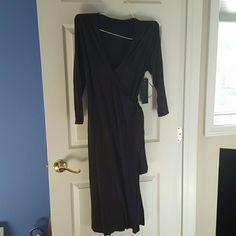Eva Alexander dress Classic wrap maternity dress Eva Alexander  Dresses