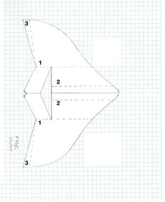 Paper Airplane Template Inspirational How to Make the Best Paper Airplane Bunny Origami, Origami Butterfly, Airplane Crafts, Airplane Kids, Paper Art, Paper Crafts, Christmas Origami, Planner Template, Paper Plane