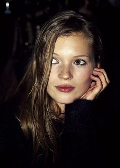 Kate Moss, 1990s. @thecoveteur