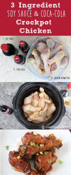 You ladies (and guys!) are in for a treat with this 3 Ingredient Recipe! Now I have to admit, I was a little skeptical at first when I heard you could cook chicken with Coca-Cola & Soy Sauce in a crockpot, but the more I thought about it, the more it made sense. There is … Read more...