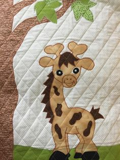 Excited to share the latest addition to my shop: Handcrafted Giraffe Baby Quilt: Giraffe Baby Blanket, Zoo Nursery, Gender-Neutral Baby Quilt, Zoo Baby Quilt, Baby Throw Baby Girl Quilts, Boy Quilts, Girls Quilts, Quilt Baby, Drunkards Path Quilt, Giraffe Nursery, Giraffe Baby, Safari Nursery, Colchas Quilting