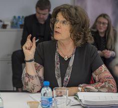 Giselle Rufer membre de génération entrepreneur lors d'une sélection.