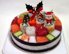 Feestelijke en artistieke vormen van sushi. Nieuwsgierig? Lees snel verder!