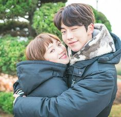 Weightlifting Fairy Kim Bok-joo and Joon Hyung Weightlifting Fairy Kim Bok Joo Wallpapers, Weightlifting Kim Bok Joo, Weighlifting Fairy Kim Bok Joo, Nam Joo Hyuk Wallpaper, Nam Joo Hyuk Lee Sung Kyung, Joon Hyung, Kim Book, Swag Couples, Nam Joohyuk