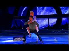 LET IT GO - Dancing With The Stars ft. James Maslow & Peta Murgatroyd