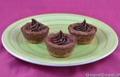 Scopri la ricetta di: Mini cheesecake alla nutella