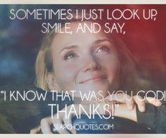 Sometimes. :)