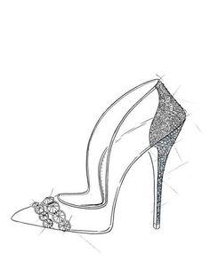 zapatos cenicienta V