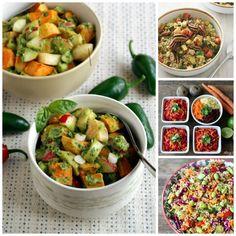 #glutenfree, #sugarfree and #dairyfree salads on the web! @rickiheller