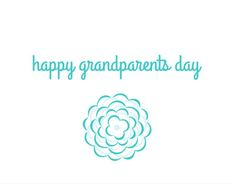 Print a Free Grandparents Day Card: Happy Grandparents Day Card by Made by Cristina Marie