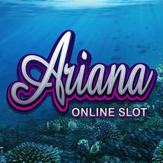 #MayGameRelease #Ariana #logo Best Online Casino, Best Casino, Gambling Sites, Latest Games, Casino Games, Slot, Neon Signs, Logos, Poker