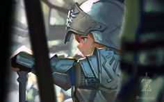 the youngest Hyrulean soldier