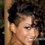 Short-Curly-Afro-Hair-for-Black-Women