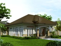 Small House Design: SHD-2014007 | Pinoy ePlans - Modern house designs, small house design and more!
