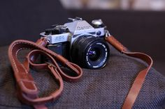 The elegant clunk-click-whirr of a film camera, the solid metal and leather body, neatly and comfortably placed in your palm, the reassuring nods from fellow enthusiasts and the knowledge that ever...