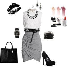 Outfit para el work:)