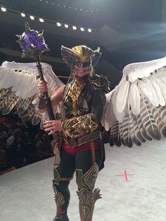 Hawkgirl (Jack Sparrow cam)