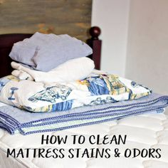 How To Easily Remove Old Pee Stain And Smell From A