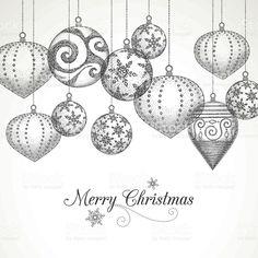dibujos de Navidad - decoracion