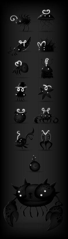 Darklings Season 2 on Behance