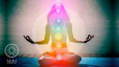 Young woman in yoga meditation with seven chakras and Yin Yang symbols. - Buy this stock photo and explore similar images at Adobe Stock 7 Chakras Meditation, Zen Meditation, Meditation Practices, Kundalini Yoga, Yin Yang, Yoga Madrid, Yoga Barcelona, Yogi Bhajan, Chakra Du Plexus Solaire