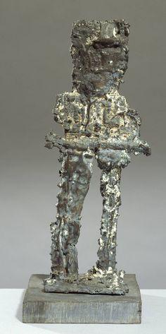 Sir Eduardo Paolozzi 'Standing Figure', 1958 © The Eduardo Paolozzi Foundation