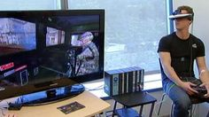 Virtual Reality: A New Therapy for PTSD